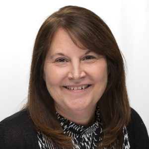 Headshot of Pam Morrison