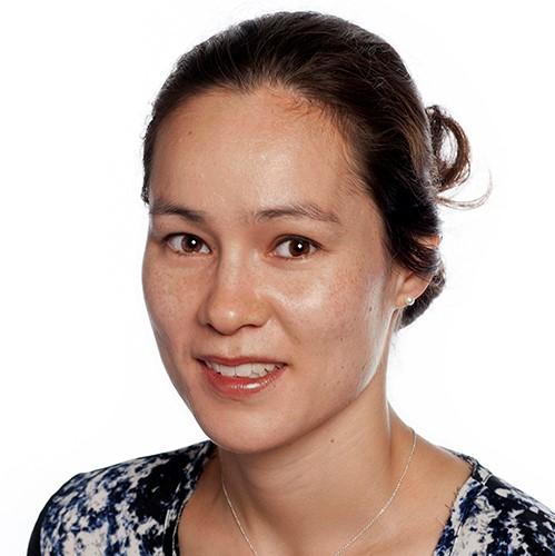 Headshot of Viviane Callier.
