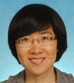 A headshot of Dr. Nancy Guo.