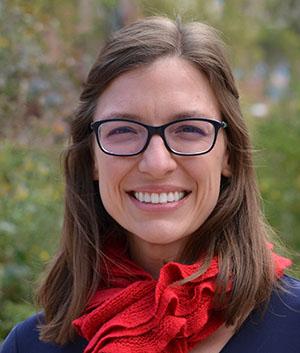 A headshot of Dr. Melissa Wilson.